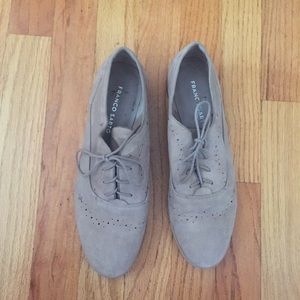 Franco sarto Oxford shoe